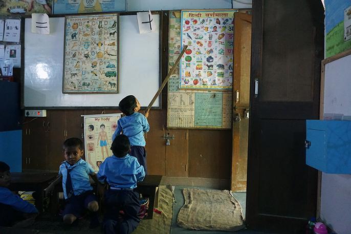 alice project scuola sarnath irene cavicchioli