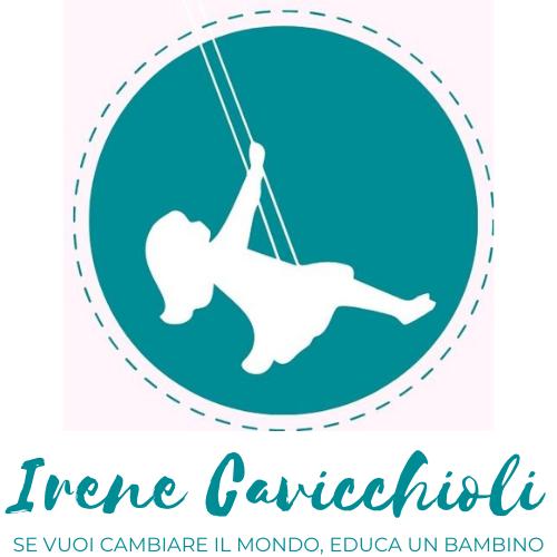 Blog Irene Cavicchioli logo grande